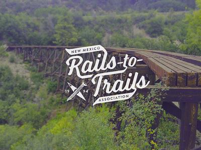 Rails To Trails Logo Draft