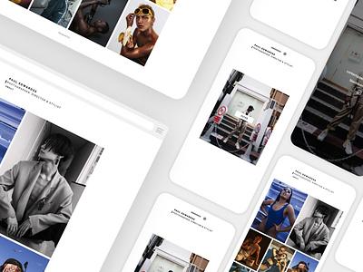 Different resolutions | Paul Edwardss. grey browser desktop designs apple design ui design uidesign ui  ux uiux apple iphone color branding graphicdesign app website minimal flat ui design