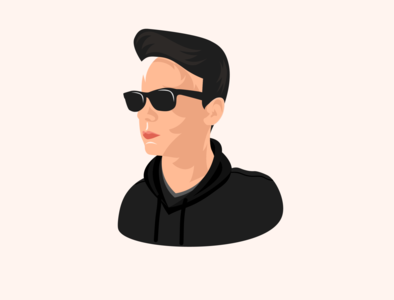 My vector portrait.