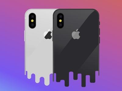Liquid iPhone
