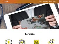Website Design for a Marketing Agency