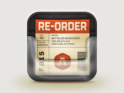 iOS Icon Concept