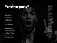 "CVII ""another Party"""