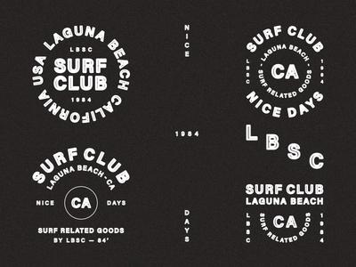 """""""Surf Club"""" by LBSC"""