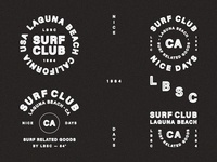 """Surf Club"" by LBSC"