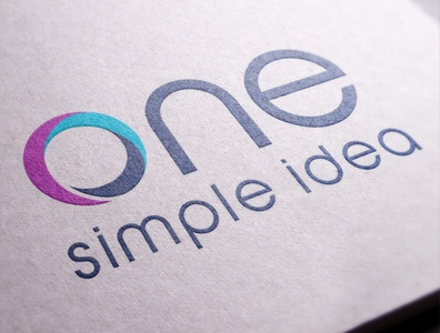 One Simple Idea Logo