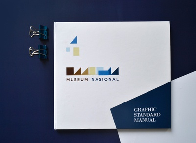 Re-branding Museum Nasional - Graphic Standard Manual