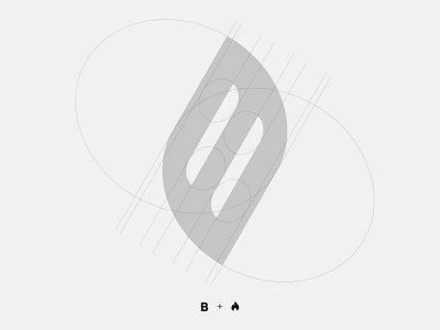 BEMAC logo epic agency epic logotype fire emblem icon construction guidelines corporate logo branding