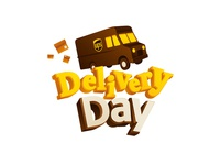 UPS Delivery Day logo