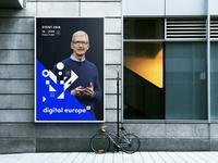 Digital Europe - poster