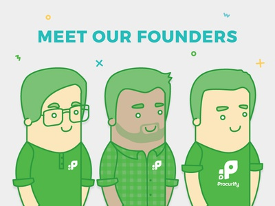 Procurify Founders