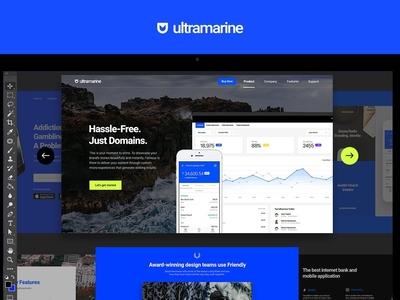 Ultramarine UI Kit