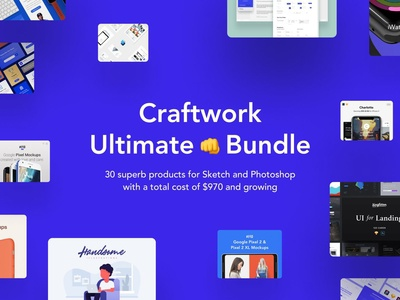 Craftwork Ultimate Bundle