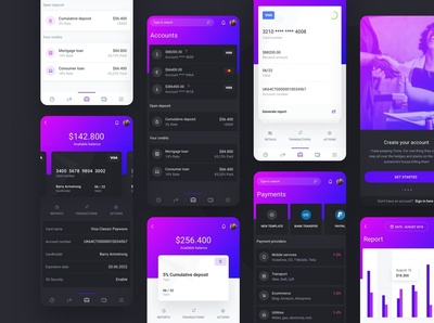 IOWallet - Crypto & Banking Apps Kit