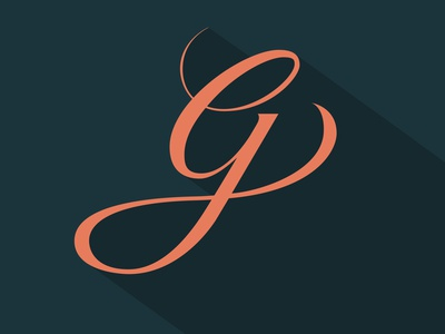 Letter G : Letterform practice type calligraphy letterforms logo handlettering typography lettering