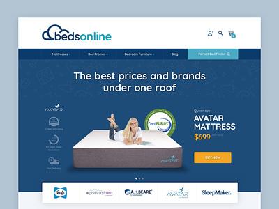 Beds Online design