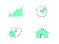 Holding Company Icons