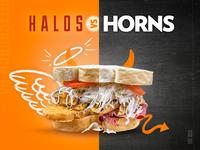 Halos vs. Horns