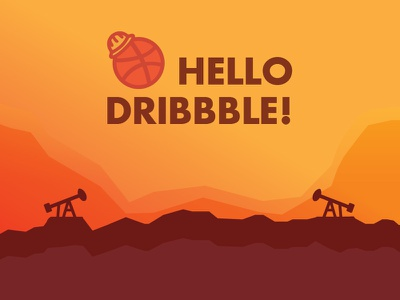 First Dribbble Ever
