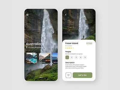 UI/UX | Airbnb Mobile App Redesign user interface ux ui interface illustrator illustration graphic design design branding app