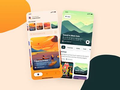 UI/UX | Airbnb App Redesign ux user interface ui minimal interface illustrator illustration graphic design design app