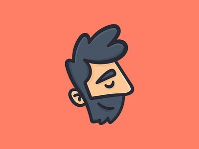 HEADSHOT face self-portrait selfie avatar