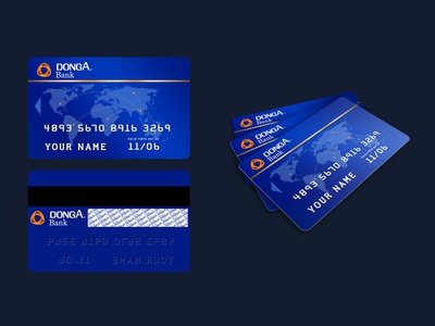 DongA Credit Card