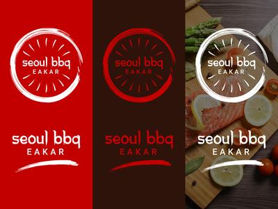 Seoul BBQ Logo