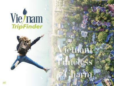 Vietnam Tripfinder logo
