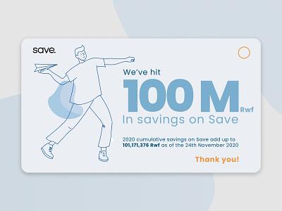 SAVE milestone Social media artwork illustration artwork socialmedia