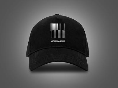 Kigali Arena cap inspiration black captain america graphic design design branding