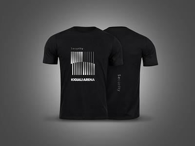 T shirt designs security black tshirt illustration design branding t shirt design