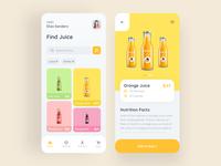 Find Juice App
