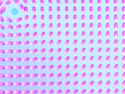 New Behance Case 3drender animation behance redesign health app motion graphics graphic design medicine 3d mobileapp illustration userexperience mobile userinterface equal ui ux design