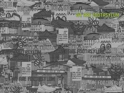 We Are FootAsylum Manchester