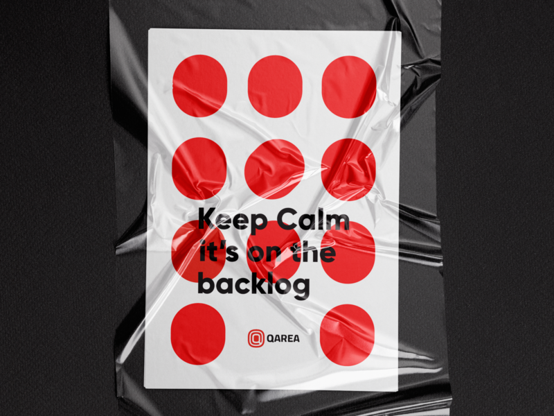 Corporate Motivational Posters office design identity motivational quotes motivation keep calm backlog it dots clear design minimalistic typography poster poster design poster branding design branding