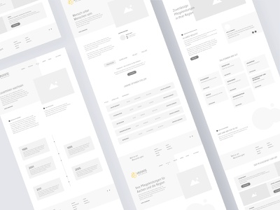 Wireframes wireflow flow grid adobe xd prototype design ux ui sketch ui kit wireframe