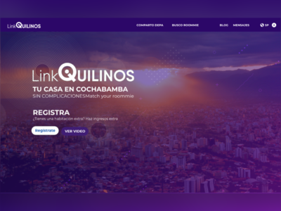 LinkQuilinos Front Page