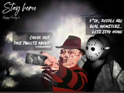 Stay Home (friday 13)