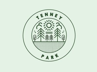 Tenney Park Badge