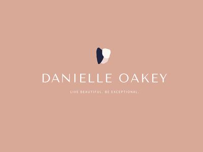 Danielle Oakey Brand Identity