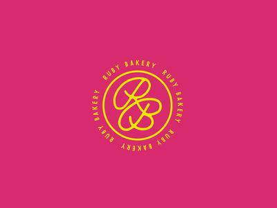 Ruby Bakery Logo Badge