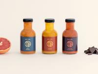 537 Co. Label Design