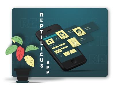 UI/UX Design: Web & Mobile Application application cartoon style web design web illustration ux app figma ui design