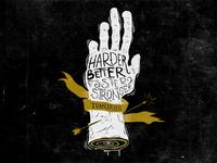 Hader Better Stronger !