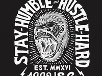 Stay Humble | Hustle Hard