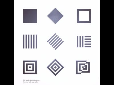 Square Symbol inspiration