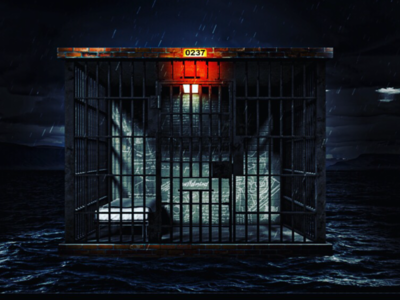 Wildmind Wanted wildmind mind night cell jail sea wild escape