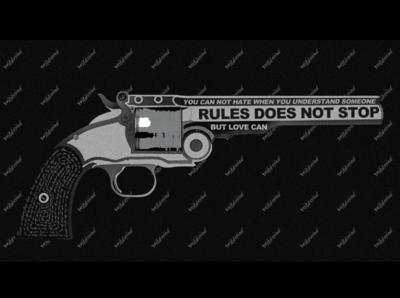 Love Shot old black rules guns love gun