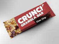 Daily Logo Challenge - Day 21: Granola Bar